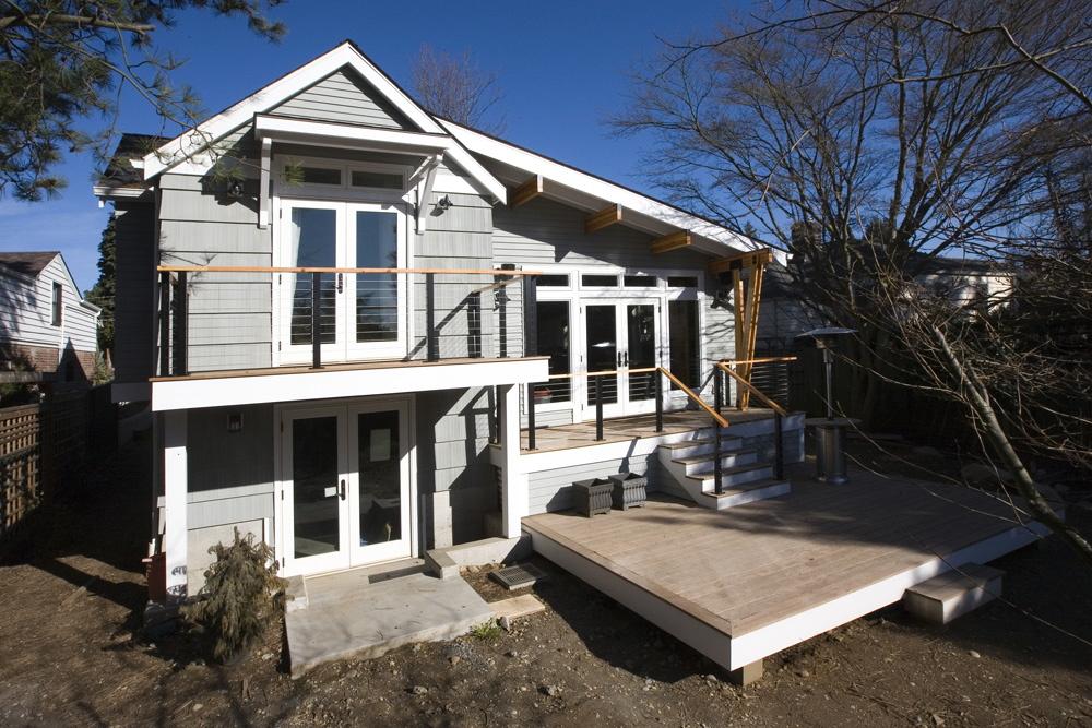 Vintage Split Level Total Gut Remodel Fine Homebuilding