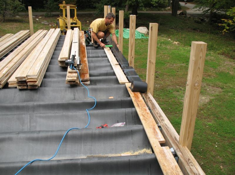 Timbersil Decking Fine Homebuilding