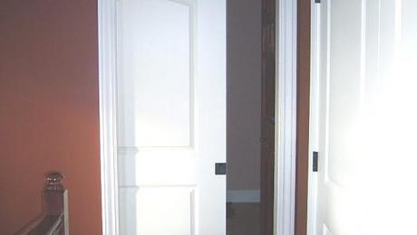 Door in Arched Pocket
