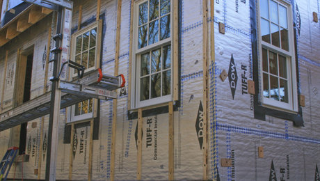 Does rigid foam insulation trap moisture in the walls for What insulation to use in 2x6 walls