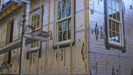Does Rigid Foam Insulation Trap Moisture In The Walls