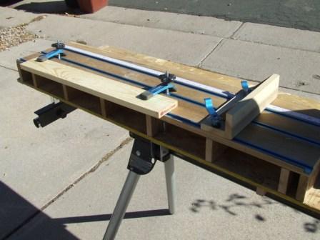 Portable Miter Saw Stand Fine Homebuilding