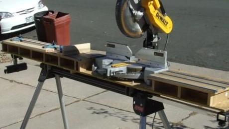 Help Us Build the Ultimate Miter-Saw Stand - Fine Homebuilding