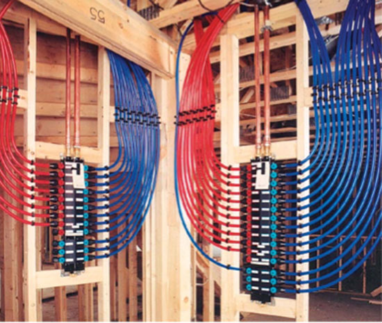 are there hidden dangers with pex plumbing fine