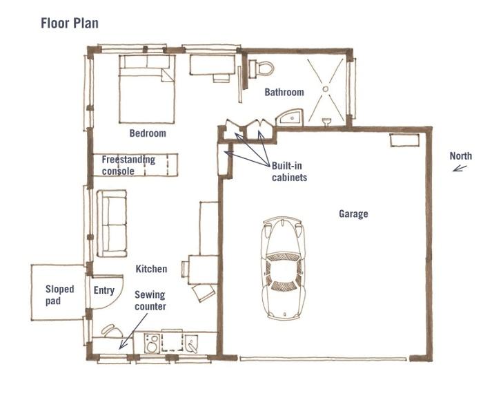 garage conversion floor plans beautiful single garage