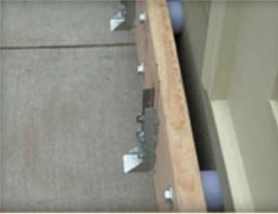 & Attach-A-Deck ledger mounting system - Fine Homebuilding