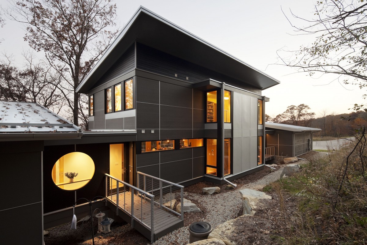 midwestern modern fine homebuilding