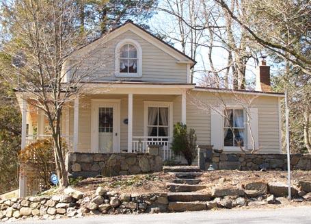 design snapshot small house big windows
