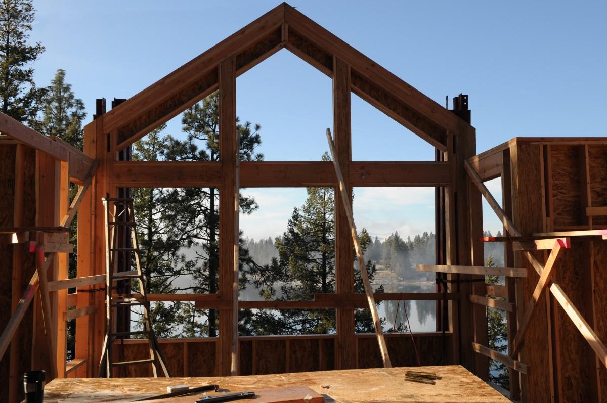 Custom Lake Home Sample Plan By Chief Architect Fine