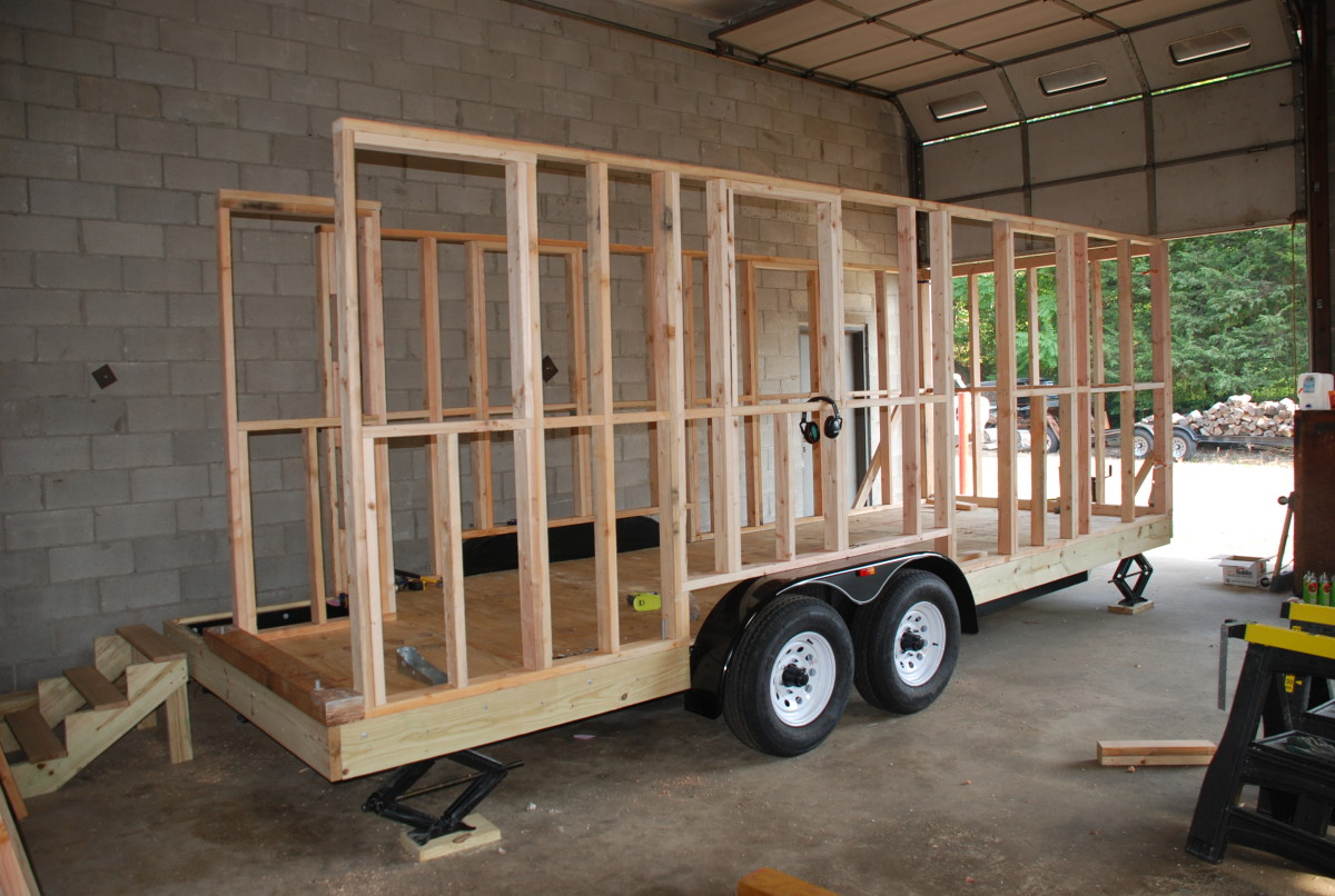 side wall framing