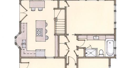 A Custom House Floor Plan Is Essential Fine Homebuilding