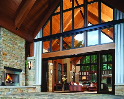 News from the international builders 39 show 9 trends to for Marvin scenic doors cost
