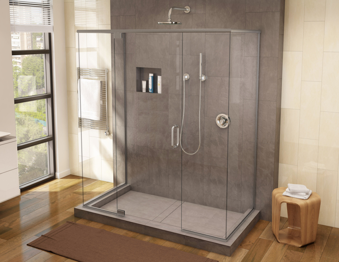 Tile Redi Shower Pans Are Sloped, Waterproof, And Ready For Tile Straight  From The Factory. Theyu0027re Available In Curbed And Curbless Styles.