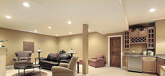 basement ceilings drywall or a drop ceiling fine homebuilding. Black Bedroom Furniture Sets. Home Design Ideas