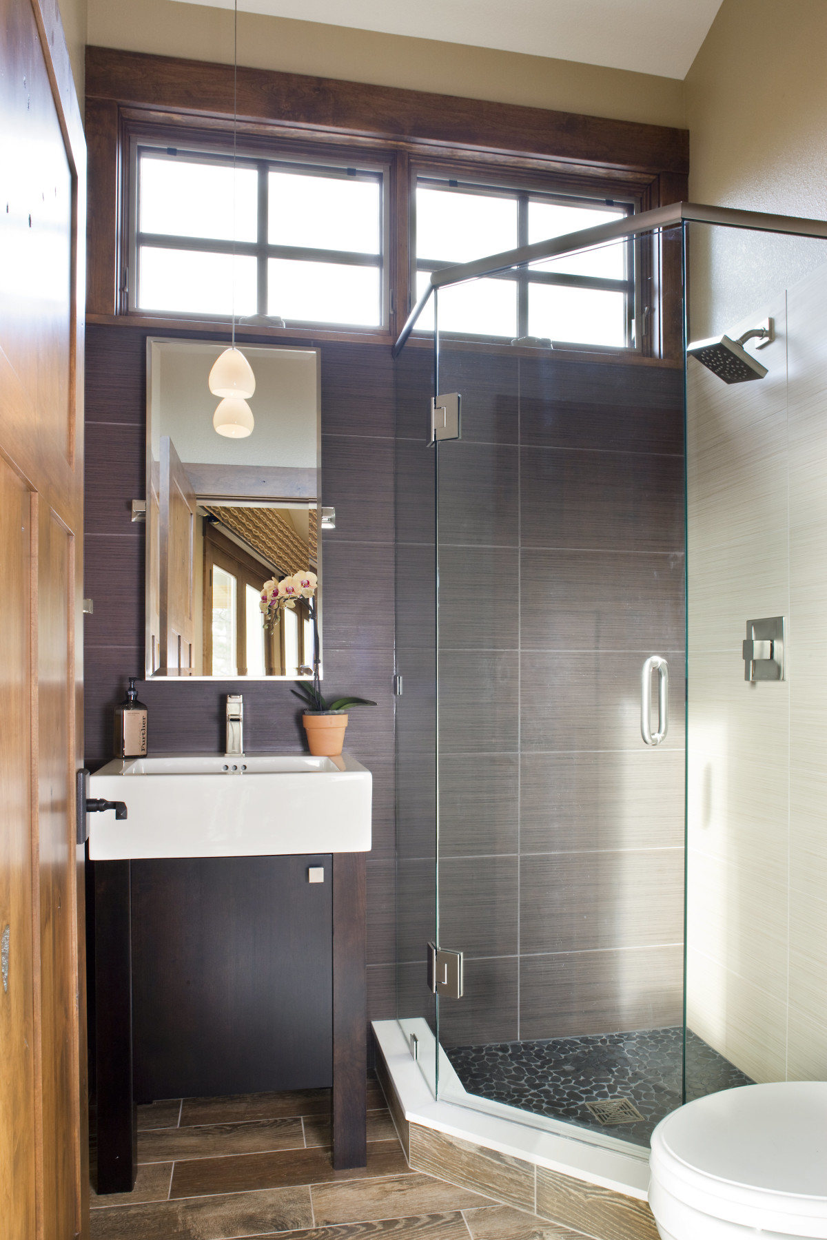 the best idea for a small bath fine homebuilding the best idea for a small bath