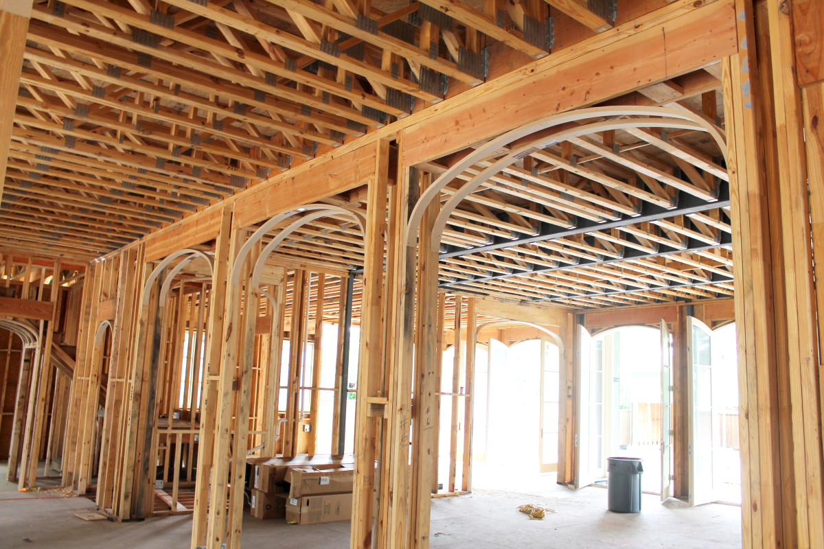 Archways ceilings prefab archway and ceiling systems for Archway ceilings