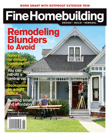 Magazine Page 3 Of 17 Fine Homebuilding