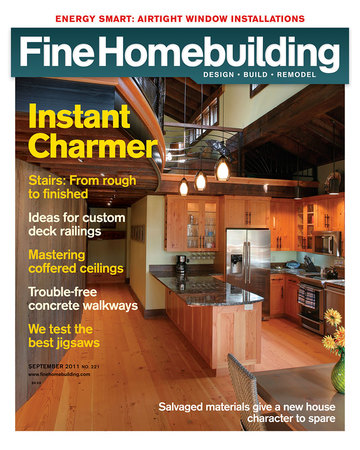Issue 221 Fine Homebuilding