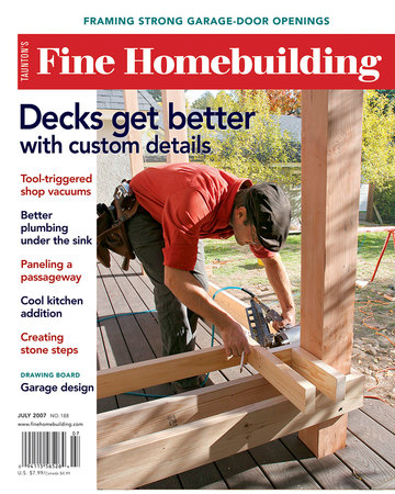 Issue 188 Fine Homebuilding