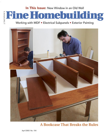 Issue 154 Fine Homebuilding