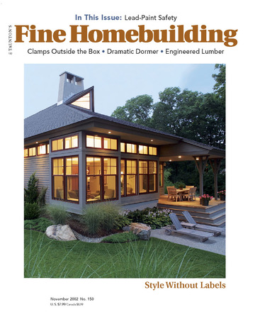 Issue 150 Fine Homebuilding