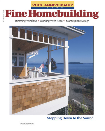 Magazine Page 9 Of 18 Fine Homebuilding