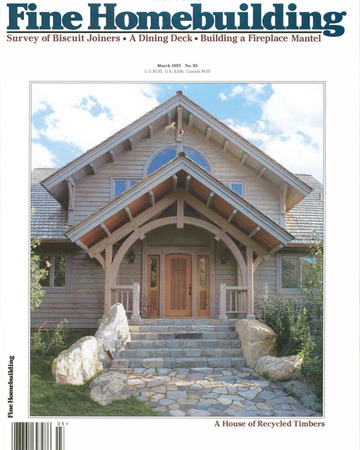 Issue 93 Fine Homebuilding