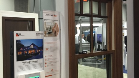 Andersen Windows plans to expand the availability of its built-in VeriLock security sensors