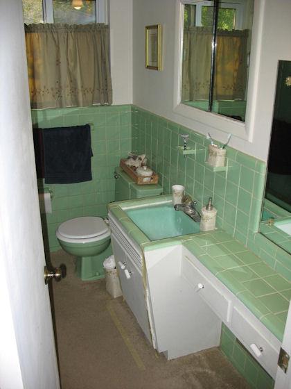 Total bathroom renovation fine homebuilding for Total bathroom remodel