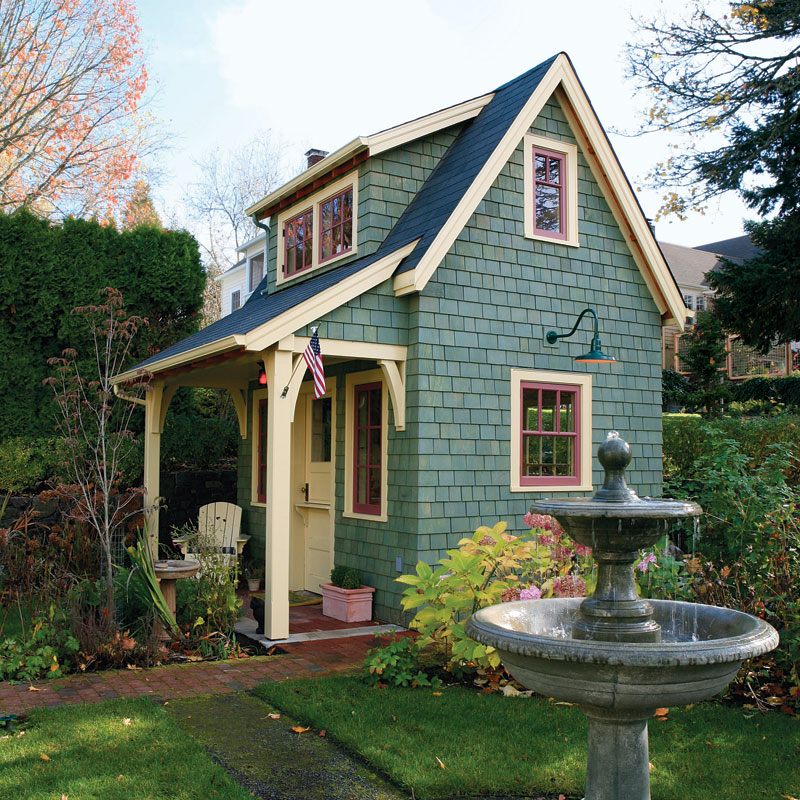 build a backyard gym small spaces that are great places fine homebuilding