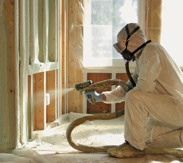 Is formaldehyde foam insulation safe for Alternatives to spray foam insulation