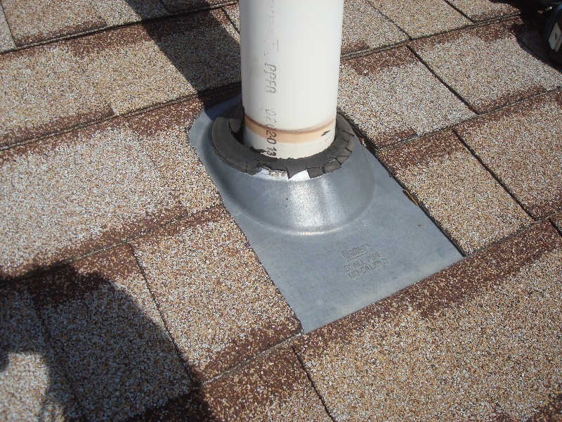 How To Repair A Roof Flashing Boot (in A Flash)