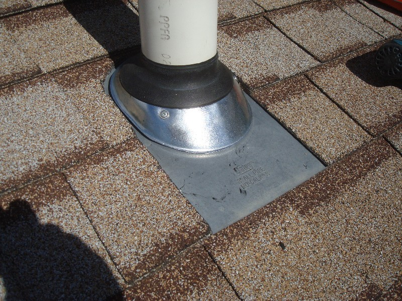 How To Repair A Roof Flashing Boot In A Flash Fine