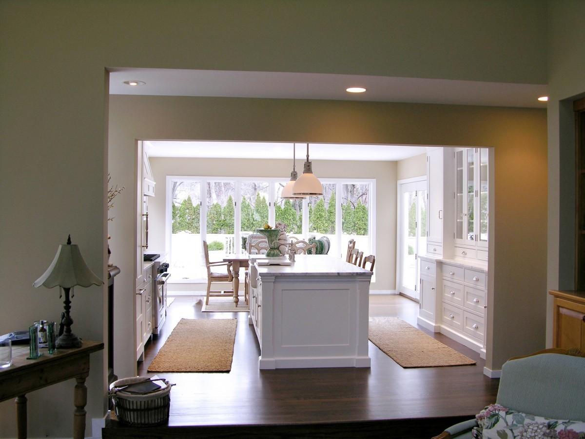 beaded face frame kitchen fine homebuilding