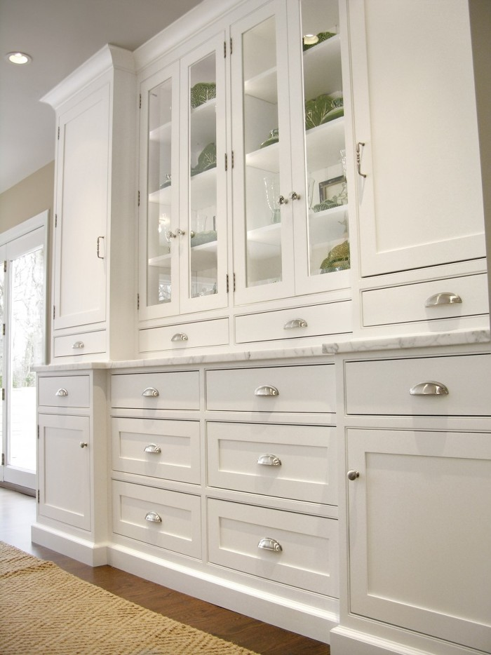 article image beaded face frame kitchen - Kitchen Cabinets Frames