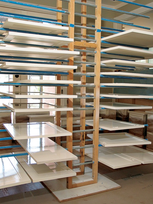 A Drying Rack For The Road Fine Homebuilding
