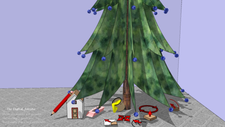 SketchUp tools under your tree?