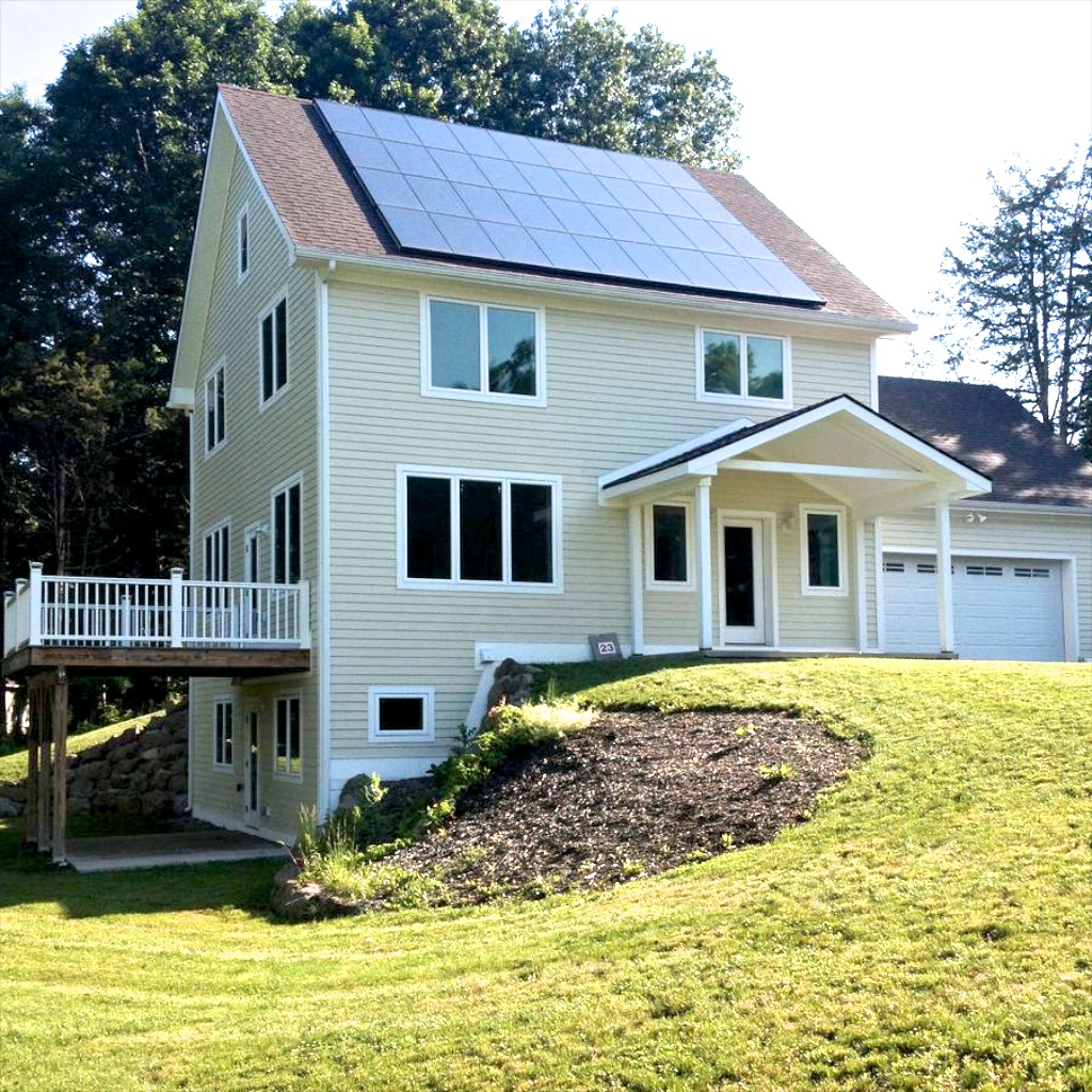 Net zero communities sprouting in upstate new york fine for Upstate new york houses