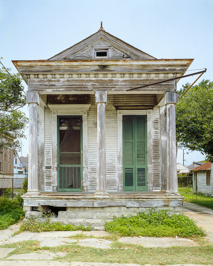 A lost shotgun fine homebuilding for New orleans shotgun house plans