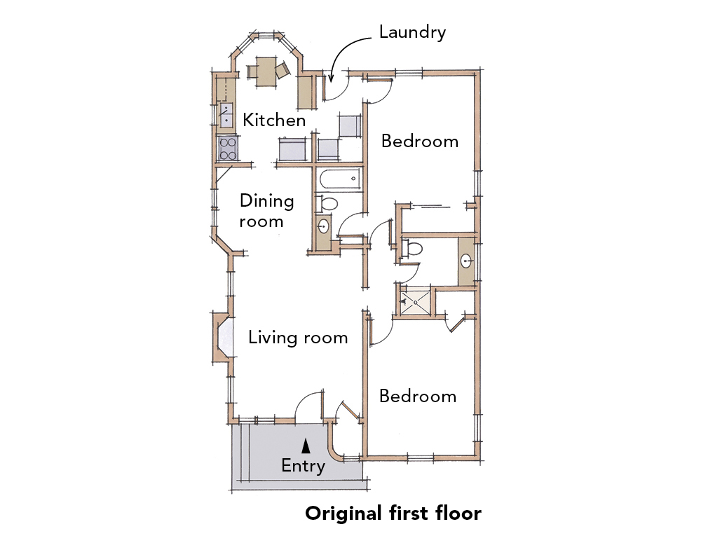 5 small home plans to admire fine homebuilding best small home enlarge