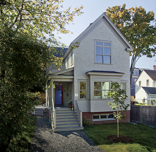 5 small home plans to admire fine homebuilding for Fine homebuilding houses
