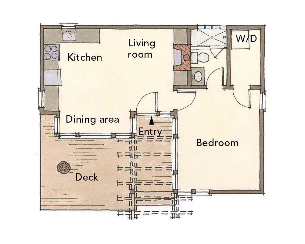 Fine homebuilding house plans 28 images small houses for Fine homebuilding