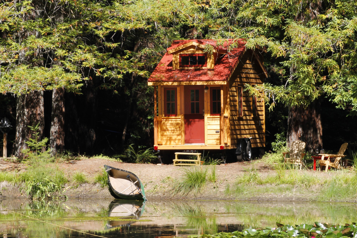 What 39 S The Difference Small Home Vs Tiny House Fine