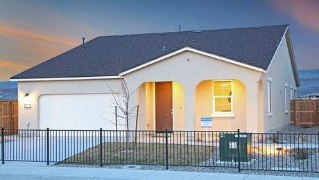 Lennar reports success renting new homes in Sparks, Nevada
