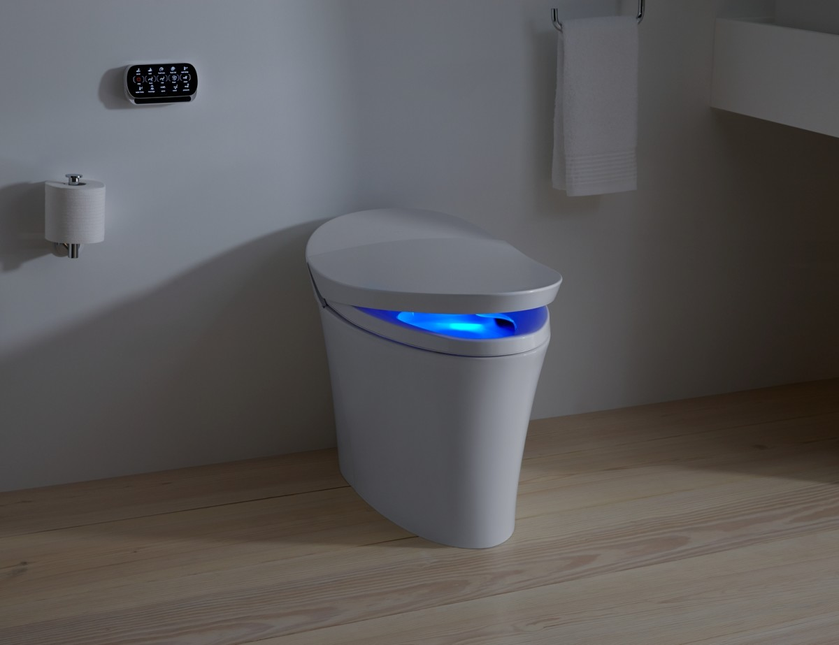 Kohler S Intelligent Toilet Might Make You Brag About Your