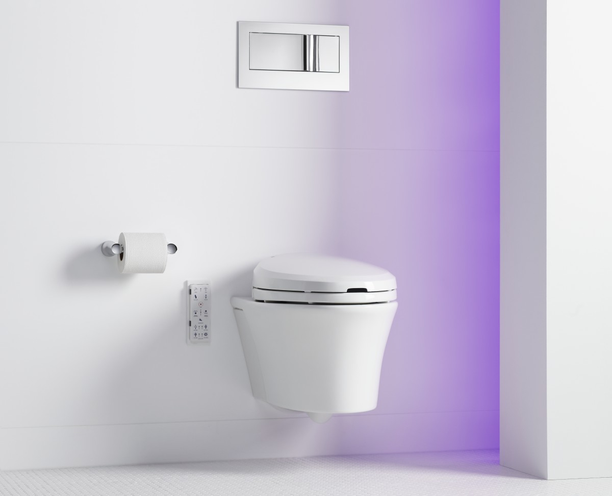 Kohler\'s Intelligent Toilet Might Make You Brag About Your ...