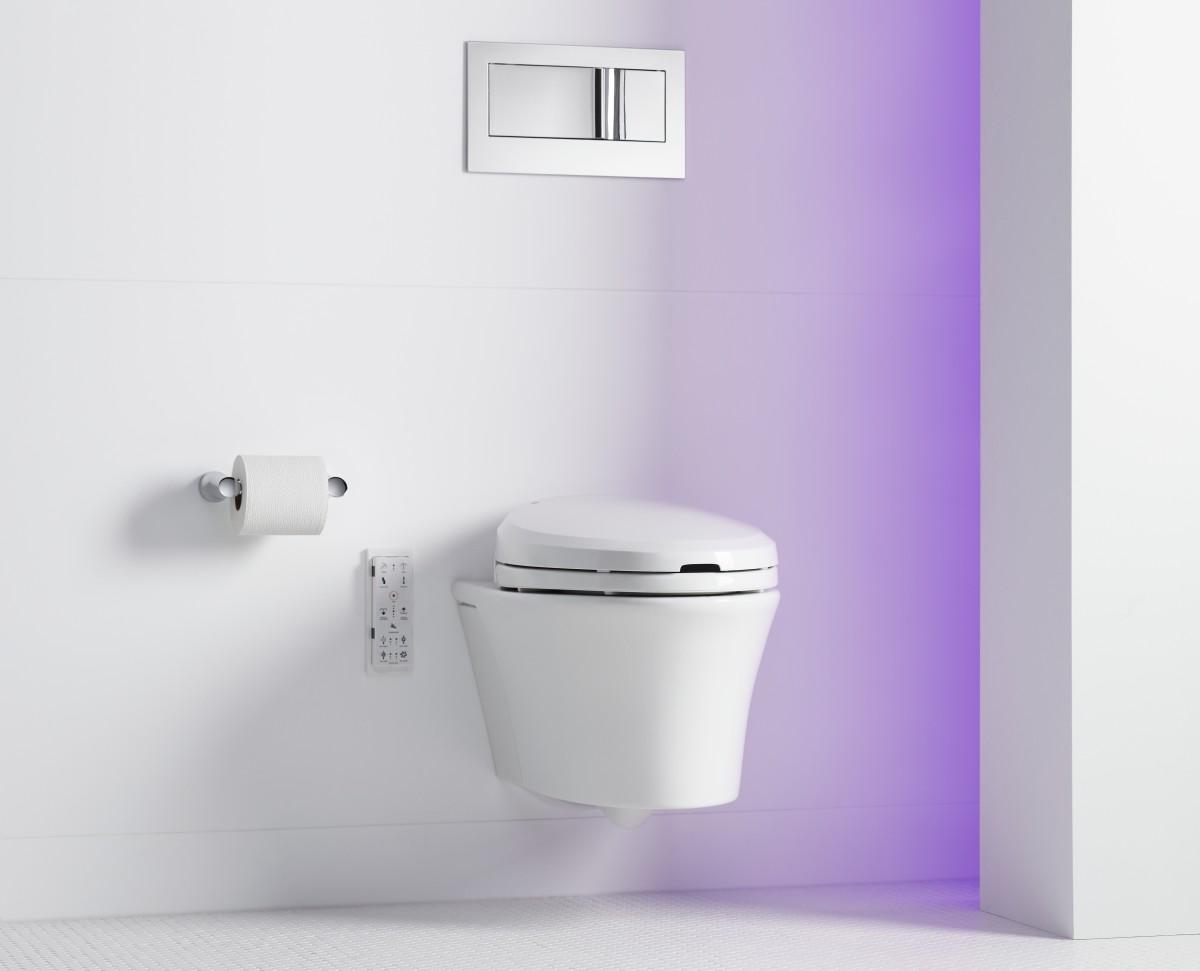 Best toilet on the market 2016 - Kohler S Intelligent Toilet Might Make You Brag About Your Bathroom
