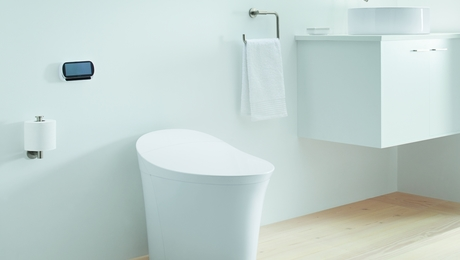 If you want more comfort--and more gadgets--in your bathroom, the Kohler Veil Intelligent may be the toilet for you