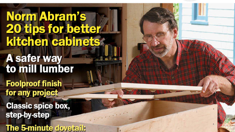 Norm Abram and The New Yankee Workshop ends its run after 21 seasons.