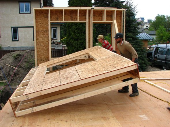 Will Double Stud Wall Construction Bring Efficiency At A Modest Cost Fine Homebuilding